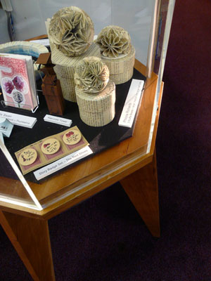 Craft Pod at Dunfermline Carnegie Library